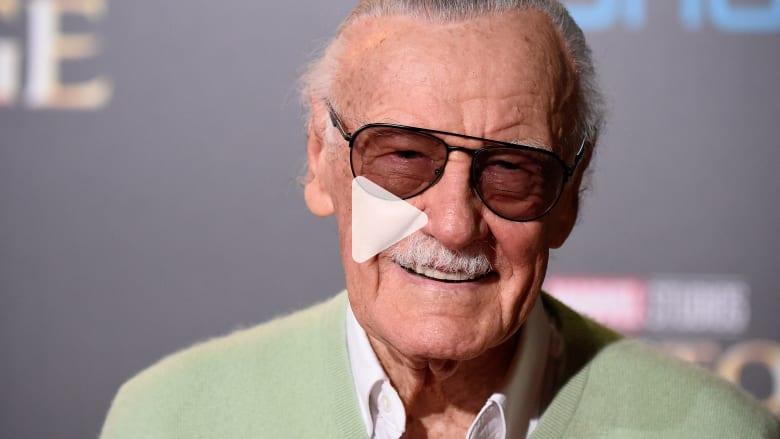 وداعاً ستان لي.. وفاة مبتكر شخصيات مارفل الخارقة عن 95 عاماً