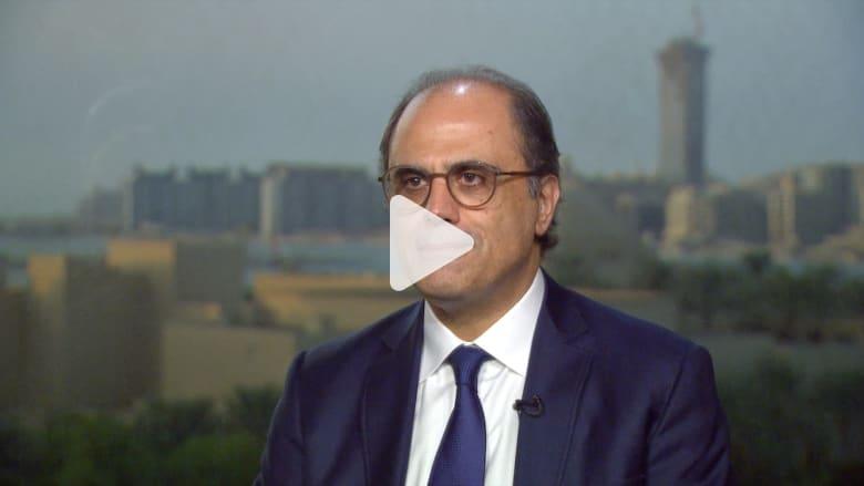 أزعور يتحدث لـCNN عن أدوار صندوق النقد بمساعدة الدول