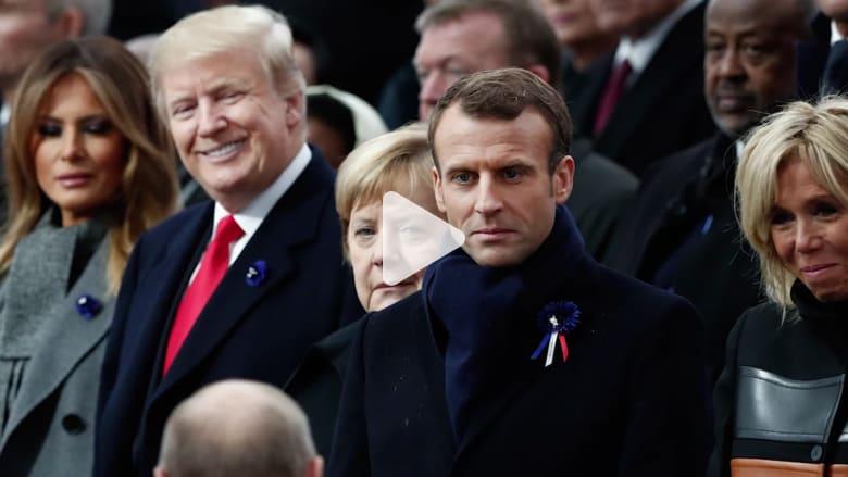 ابتسامة ترامب عند مشاهدة بوتين تثير تعليقات البرامج الساخرة