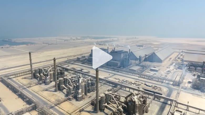 """تعرف على إمكانيات مدينة """"وعد الشمال"""" الصناعية السعودية"""