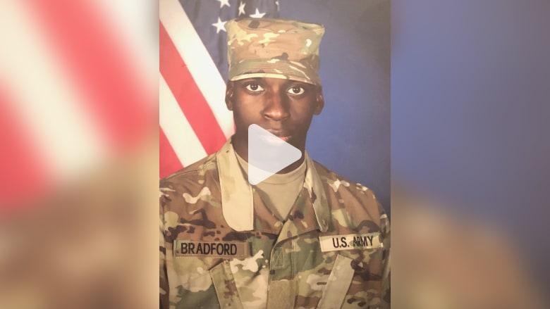 شاب أسود يفقد حياته بعد إطلاق الشرطة النار عليه بالخطأ