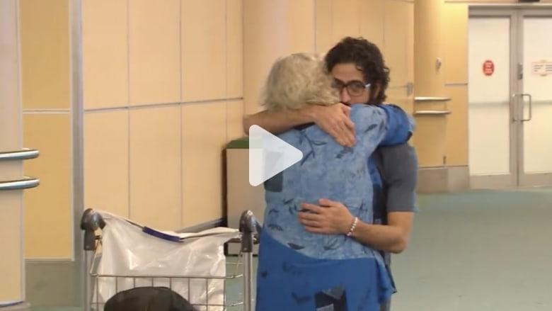 حسان القنطار يحصل على اللجوء بكندا بعد العيش 7 أشهر بالمطار