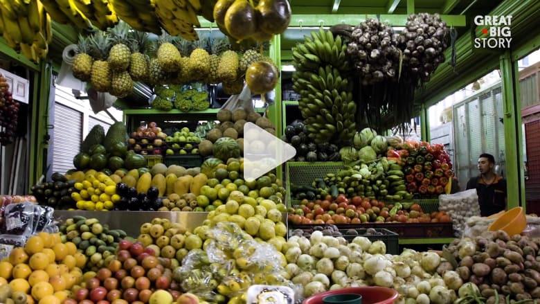 في كولومبيا.. استكشف أكثر الأسواق حلاوةً في العالم
