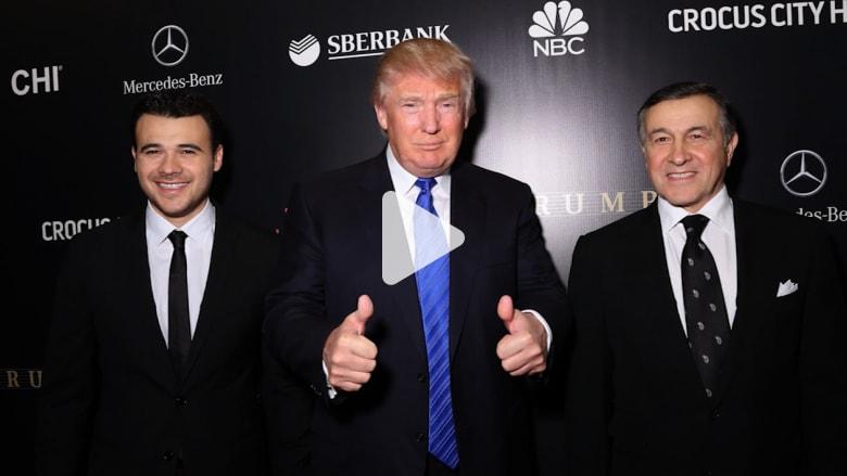 نظرة عن كثب على صفقة برج ترامب في موسكو.. ما سبب أهميتها؟
