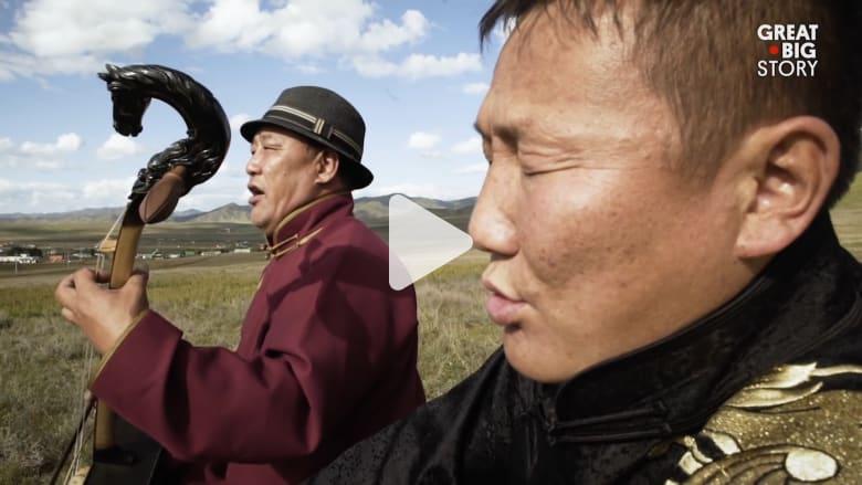 تعرّف إلى أقدم أنواع الغناء في العالم..في جبال منغوليا