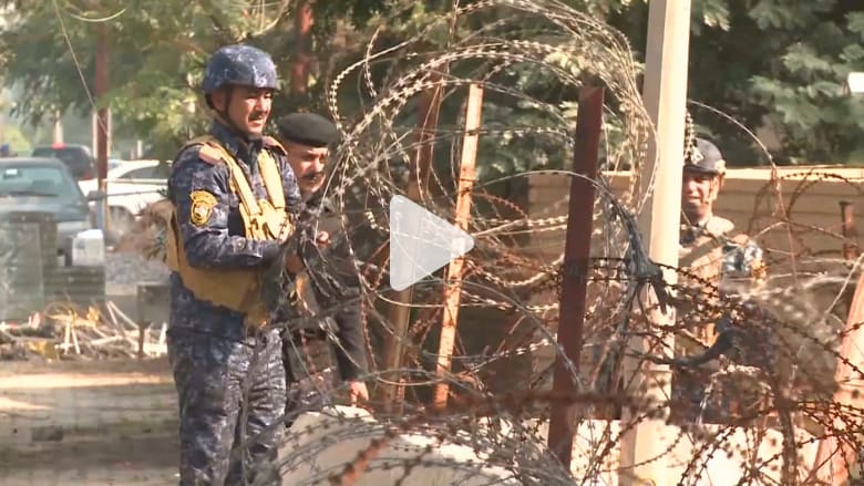 """السلطات العراقية تفتح """"المنطقة الخضراء"""" جزئيا للعامة"""