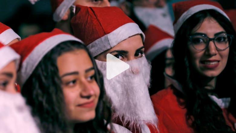 كيف استقبلت بلدان عربية عيد الميلاد؟