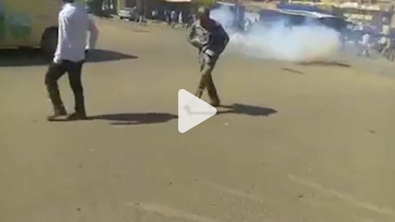 """""""سلمية ضد الحرامية"""".. تواصل الاحتجاجات في الخرطوم"""