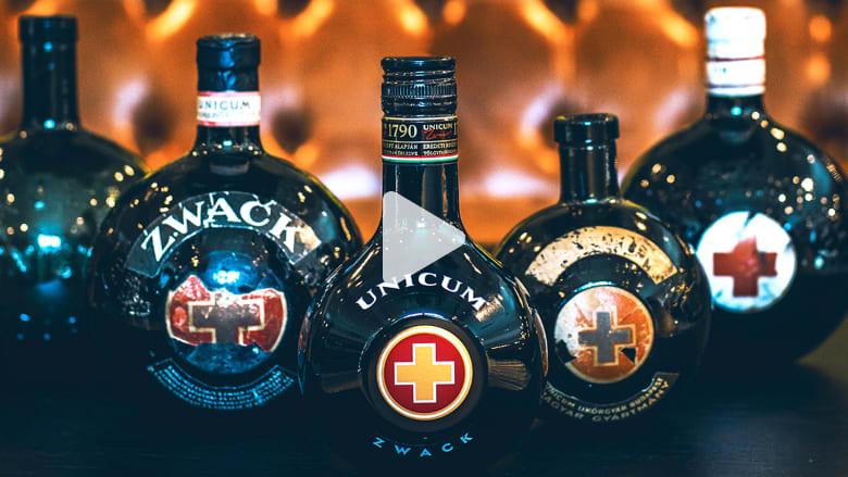 وصفة شراب كحولي سرية لعلاج العائلة المالكة في بودابست قديما