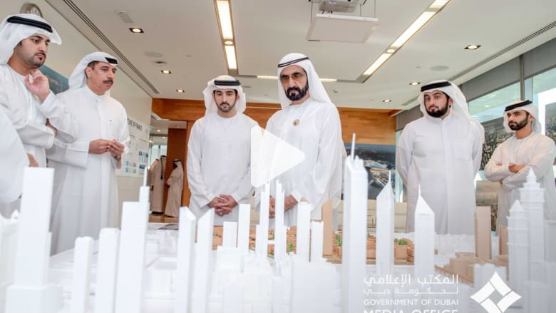دبي تضاعف مساحة المركز المالي العالمي 3 مرات