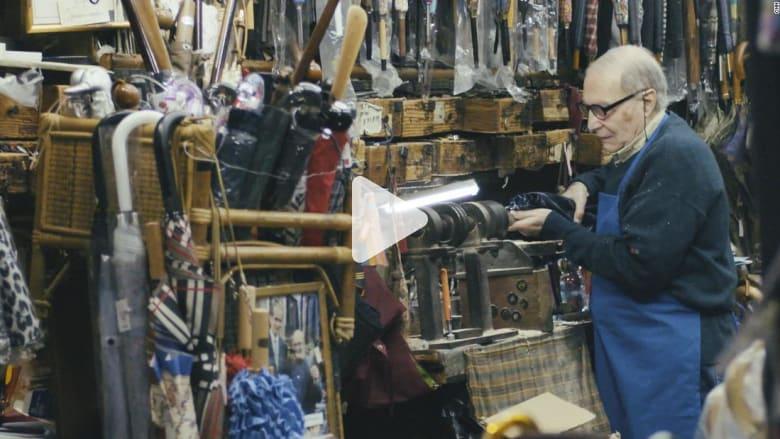 من يصنع أفضل المظلات في العالم..عائلة صغيرة في نابولي