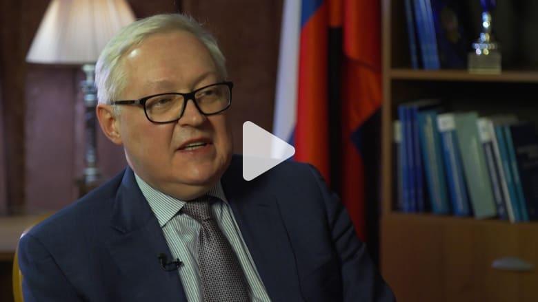 ريابكوف: لسنا حلفاء لإيران ونحن نعمل في إطار عملية أستانا