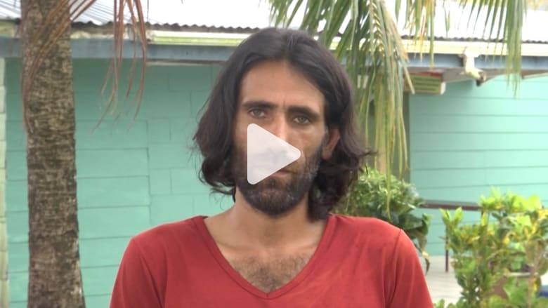 لاجيء محتجز ينال أرقى جوائز أستراليا الأدبية لكتاب ألّفه
