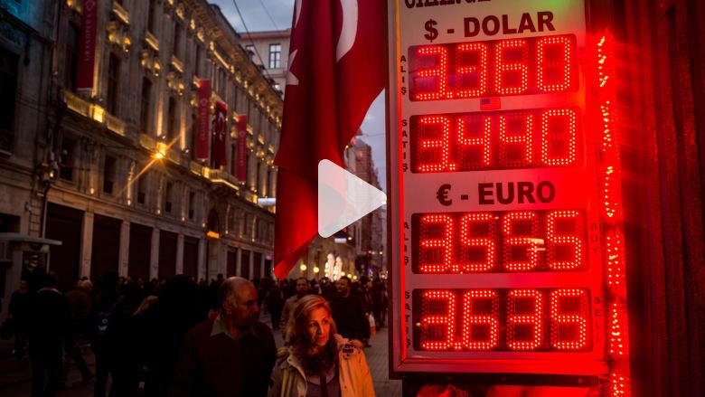 ما هي المخاطر الثلاث التي تفرضها الأزمة التركية؟