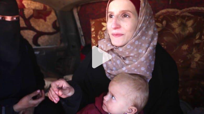 حصرياً.. ماذا يحل بزوجات مقاتلي داعش والفارين من التنظيم؟