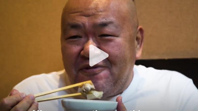 """حساء """"السومو"""".. غذاء الأقوياء والمصارعين باليابان"""