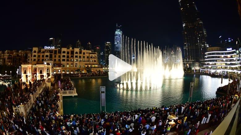 في دبي.. إليك ما وراء كواليس أطول نافورة راقصة في العالم