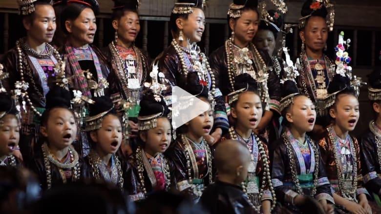 غناء يحاكي أصوات الطبيعة.. في هذه القرية الصينية