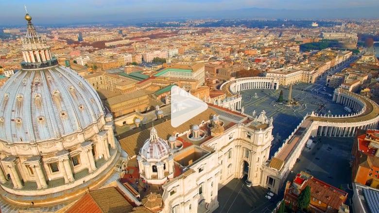 داخل مدينة الفاتيكان.. أصغر دولة في العالم