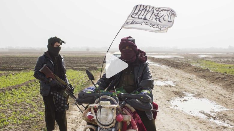 """كيف تمكنت مراسلتان في CNN من قضاء يومين تحت حكم """"طالبان""""؟"""