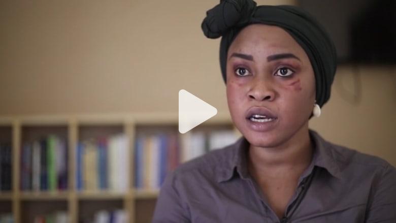 سوادانية تروي لـCNN تفاصيل تعرضها للاعتداء من الشرطة