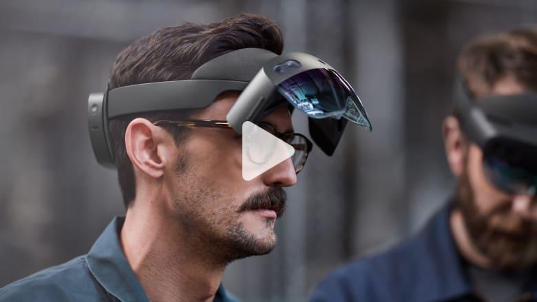 """اكتشف نظارات """"Hololens"""".. فما الذي توفره ما عيوبها؟"""