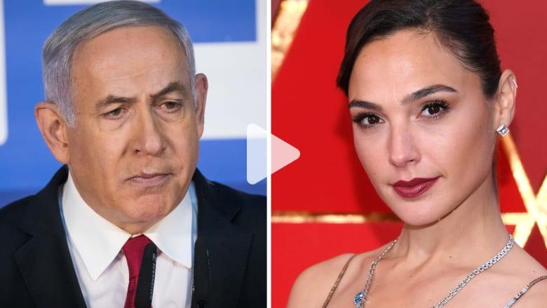 """نتنياهو يشعل جدلا بأن إسرائيل """"لليهود"""".. و""""وندر وومان"""" تتدخل"""