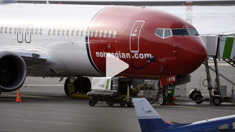 طلبات التعويض من بوينغ الأمريكية تبدأ من النرويج