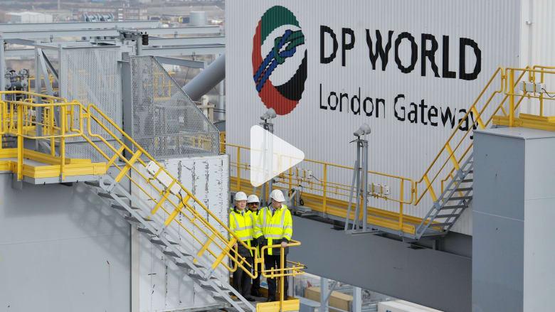 كيف نمت إيرادات شركة موانئ دبي العالمية 20%؟