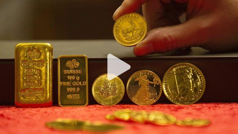 """""""آي – دینار"""" أول منصة لتبادل عملة رقمية مدعومة بالذهب.. تعرف عليها"""