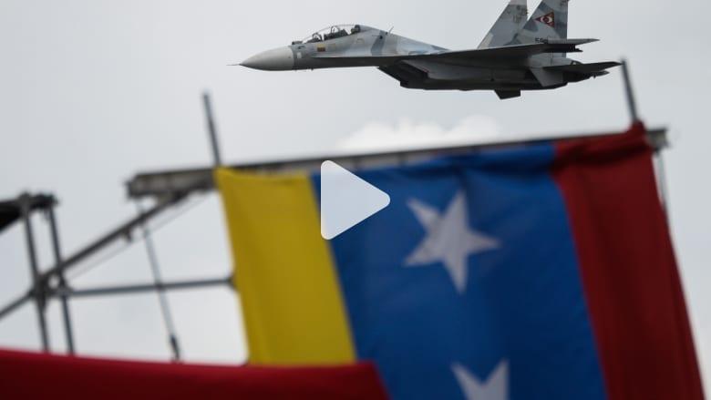 صراع قوة بين أمريكا وروسيا في فنزويلا الغنية بالنفط