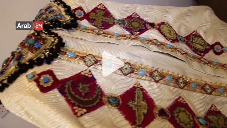 عباءة السلام.. هدية من كردستان العراق إلى بابا الفاتيكان