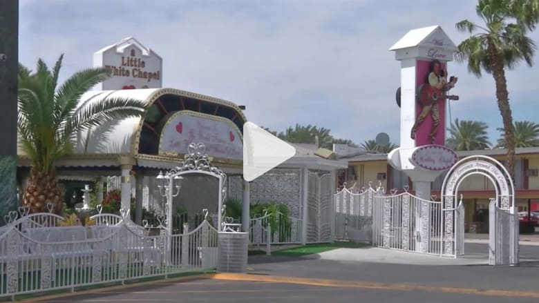 """قاعة زفاف """"أيقونية"""" في لاس فيغاس للبيع.. كم ثمنها؟"""