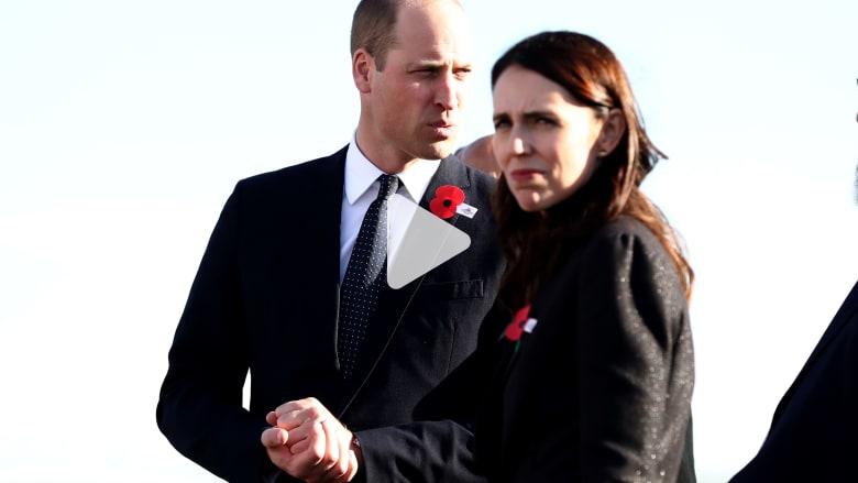 الأمير وليام في كرايستشيرش وتوقعات بتكريمه لضحايا المسجدين