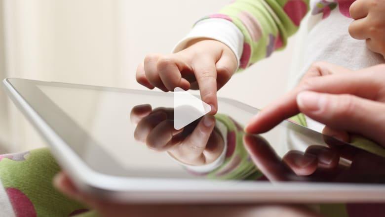 إرشادات جديدة لاستخدام الأطفال الأجهزة الذكية