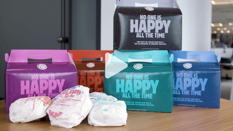 """هذا هو رد """"برغر كينغ"""" على وجبات ماكدونالز """"السعيدة"""""""