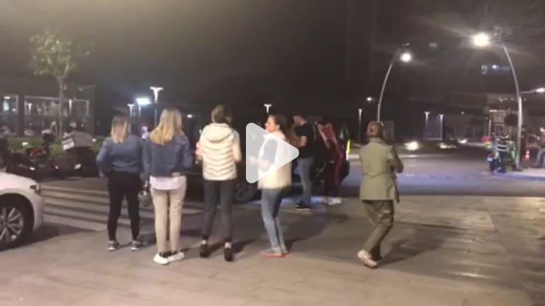 """سكان إسطنبول يقرعون """"الطناجر"""" احتجاجاً على إعادة الانتخابات"""