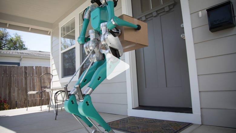 هذا الروبوت ذاتي الحركة ربما يقرع باب منزلك قريباً