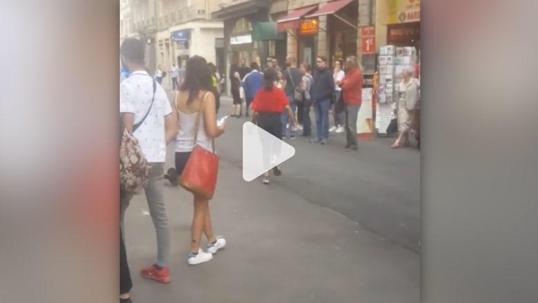 الشرطة الفرنسية تتشتبه بعمل إرهابي في انفجار ليون