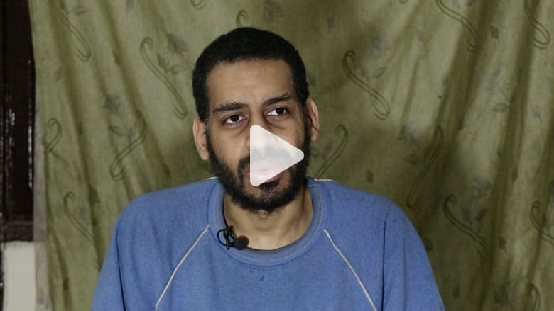 "زميل ""الجهادي جون"" بداعش يكشف دوره في اعتقال فولي وهينينغ"