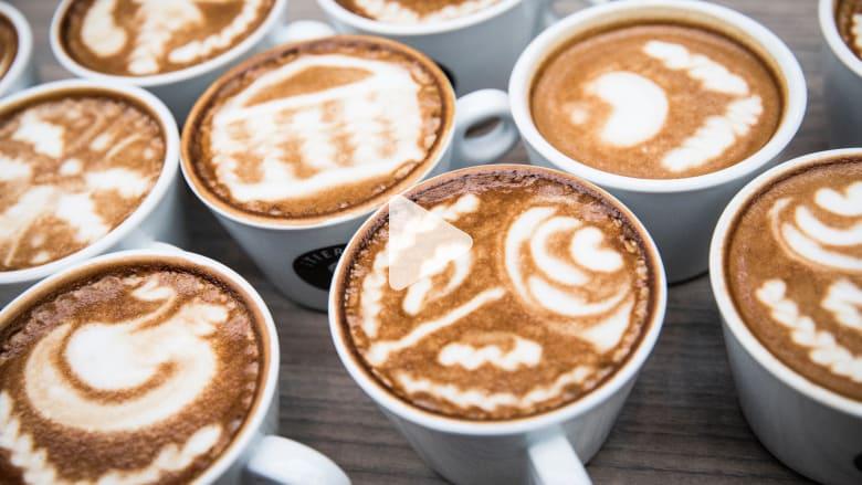 دراسة: لا بأس بشرب 25 كوباً من القهوة في اليوم