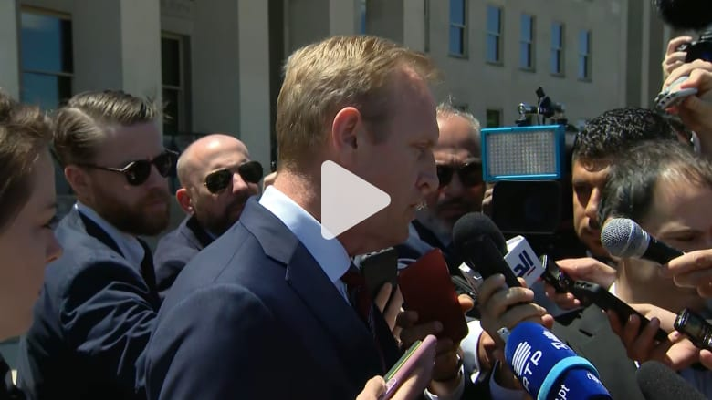 باتريك شاناهان: نسعى للوصول إلى إجماع دولي بشأن إيران