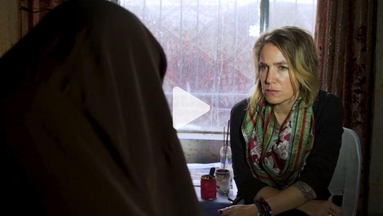 حصري.. هاربات من داعش يسقطن ضحايا للاستعباد الجنسي في العراق