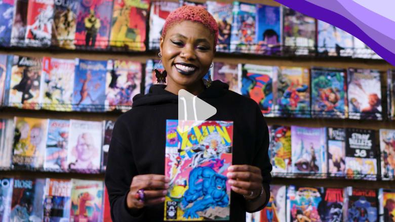 """متجر للقصص المصورة يضع """"التنوع"""" في مقدمة أولوياته"""