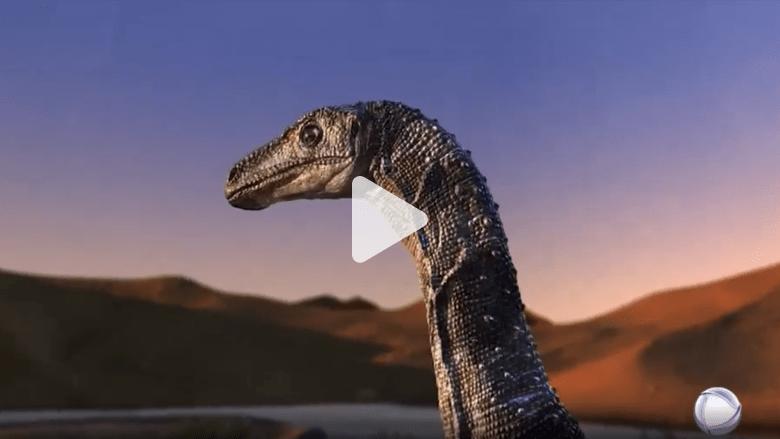 """اكتشاف أحفورة لديناصور """"قاتل ورشيق"""" انقرض قبل 85 مليون عام"""