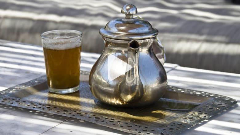 الشاي المغربي من ألذ أنواع المشروبات..هل تعرف ما يحتوي؟