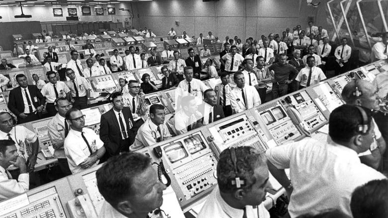 ناسا تعيد ترميم مركز تحكم بعثة أبولو لشكله الأصلي لعام 1969