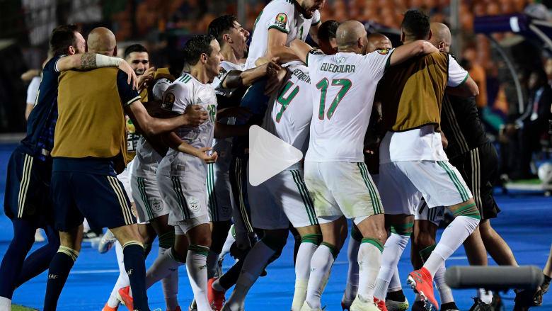 بعد الصافرة.. حظوظ الجزائر أمام السنغال في النهائي