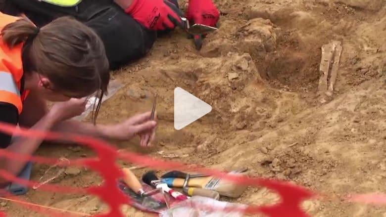 """العثور على بقايا جنود حاربوا في """"واترلو"""" قبل أكثر من 200 عام"""