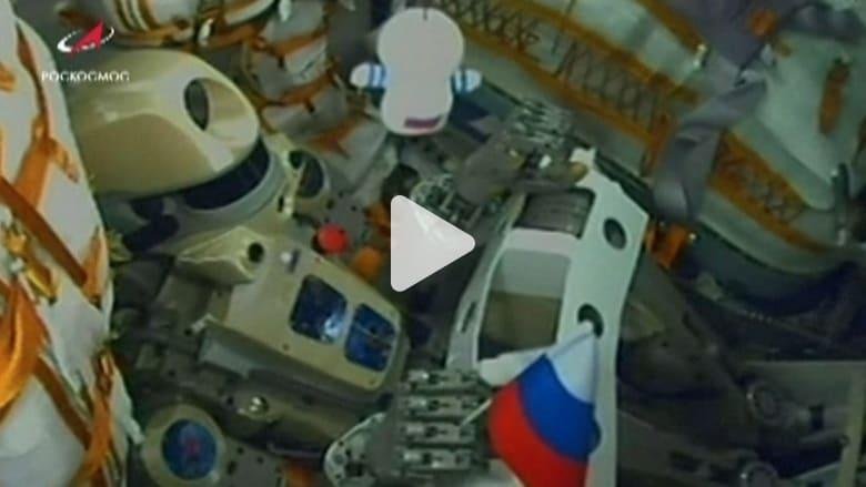 روسيا تطلق رجلا آليا في صاروخ إلى الفضاء